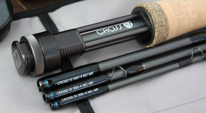 Product review loop cross s1 5wt rod for Sixgill fishing reels