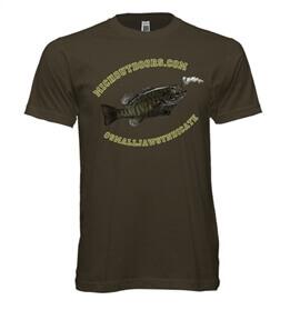 Smalljawsyndicate t shirt for Jawbone fishing shirts